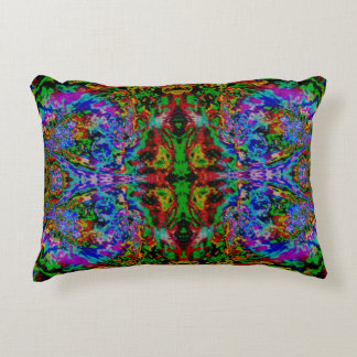 """""""Orion"""" Brushed Polyester Accent Pillow 16"""" x 12"""""""