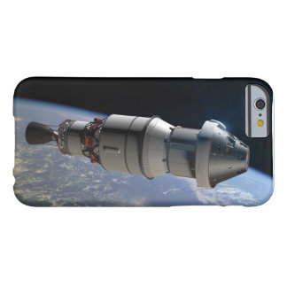 Orion capsule and Delta IV upper-stage in orbit Barely There iPhone 6 Case