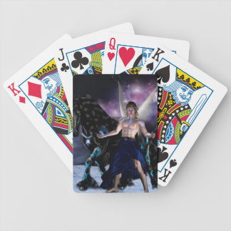 Orion Fairy wizard Bicycle Playing Cards
