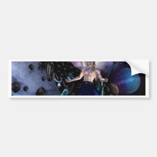 Orion Fairy wizard Bumper Sticker