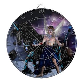 Orion Fairy wizard Dartboard