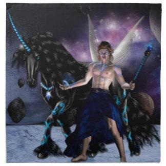 Orion Fairy wizard Napkin