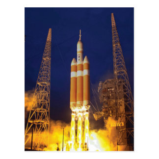 Orion Liftoff Postcard