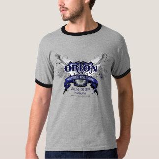 ORION Logo Men's Ringer T-Shirt