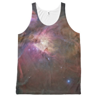 Orion Nebula All-Over Printed Unisex Tank