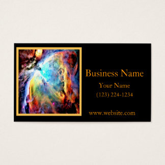 Orion Nebula Business Card