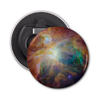 Orion Nebula Chaos Bottle Opener