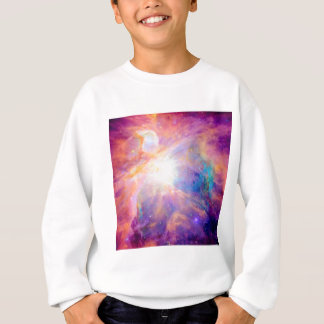 Orion Nebula Colorful Pink Purple Sweatshirt