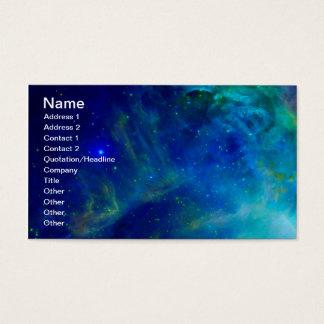Orion Nebula cosmic galaxy space universe Business Card