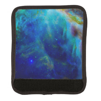 Orion Nebula cosmic galaxy space universe Luggage Handle Wrap