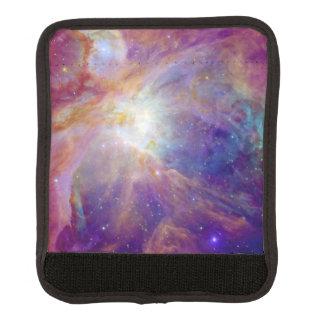 Orion Nebula cosmos galaxy universe NASA Luggage Handle Wrap