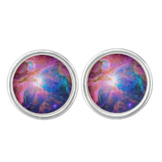 Orion Nebula Cufflinks