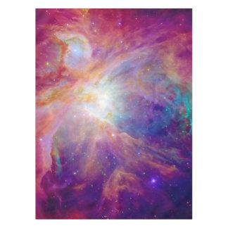 Orion Nebula Fuschia Pink NASA Tablecloth