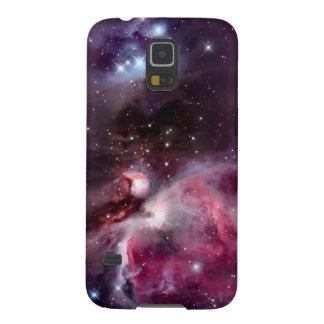 Orion Nebula Galaxy S5 Cases