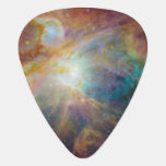 Orion Nebula Guitar Pick