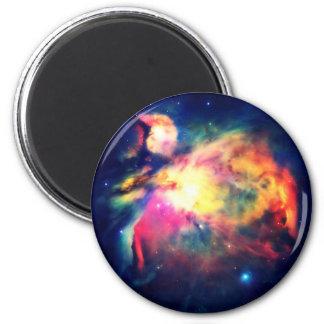Orion Nebula Hauntingly Beautiful 2 Inch Round Magnet