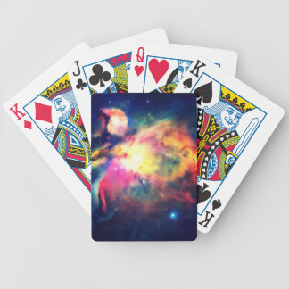 Orion Nebula Hauntingly Beautiful Bicycle Playing Cards
