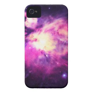 Orion Nebula Hauntingly Beautiful Purple iPhone 4 Case-Mate Cases