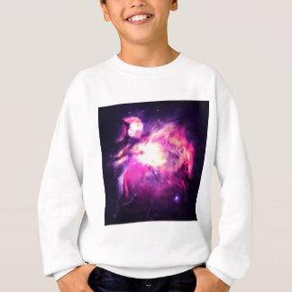 Orion Nebula Hauntingly Beautiful Purple Sweatshirt