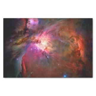 Orion Nebula Hubble Space NASA Tissue Paper