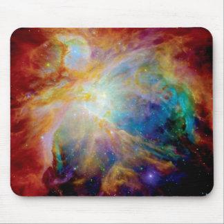 Orion Nebula Hubble Spitzer Telescope Space Photo Mouse Pad