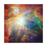 Orion Nebula (Hubble & Spitzer Telescopes) Gallery Wrap Canvas