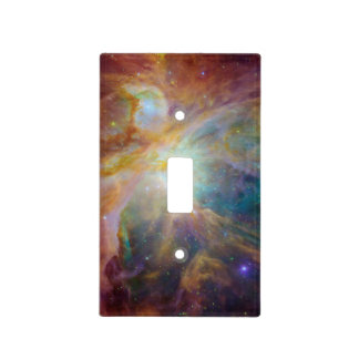 Orion Nebula Light Switch Cover
