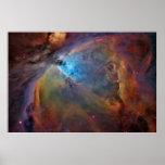 Orion Nebula, M42, NGC 1976 Poster