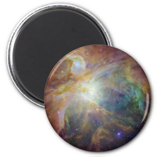 Orion Nebula Magnent 2 Inch Round Magnet