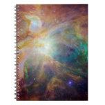 Orion Nebula Notebook