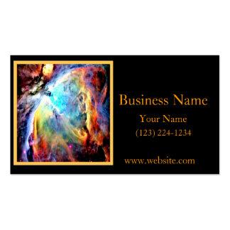 Orion Nebula Pack Of Standard Business Cards