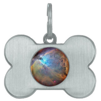 Orion Nebula Pet Name Tag