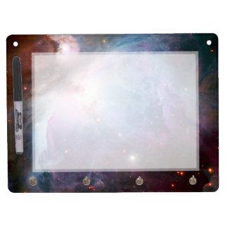 Orion Nebula Purple Space Dry Erase Boards