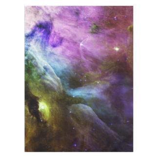 Orion Nebula purple swirls NASA Tablecloth
