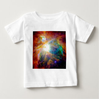 Orion Nebula Rainbow Galaxy Baby T-Shirt