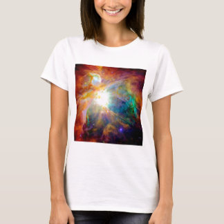 Orion Nebula Rainbow Galaxy T-Shirt