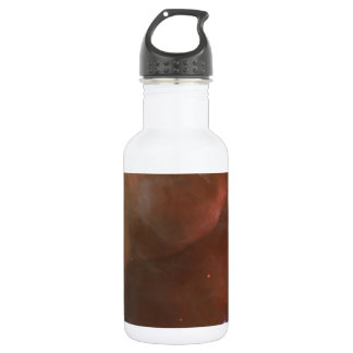 Orion Nebula salmon pink NASA 532 Ml Water Bottle