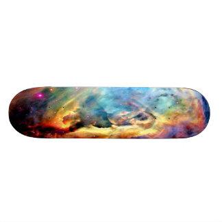 Orion Nebula Custom Skateboard