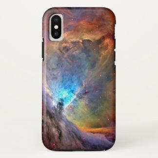 Orion Nebula Space Galaxy iPhone X Case