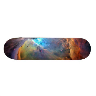 Orion Nebula Space Galaxy Skateboard