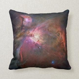 Orion Nebula Throw Cushion