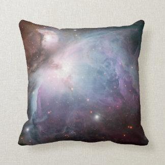 Orion Nebular Throw Cushion