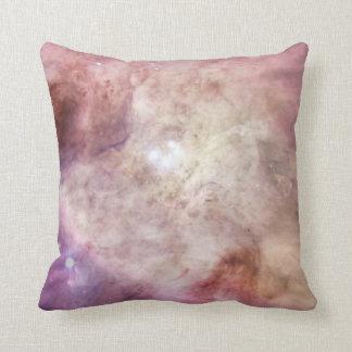 Orion Nebulus Throw Cushion