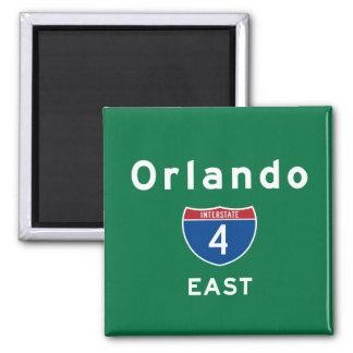 Orlando 4 magnet