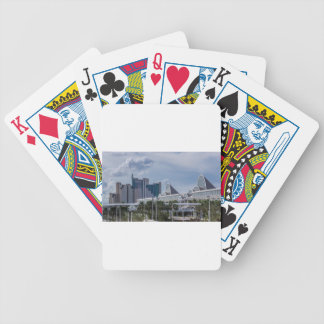 Orlando Aerial View Bicycle Playing Cards
