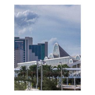 Orlando Aerial View Letterhead