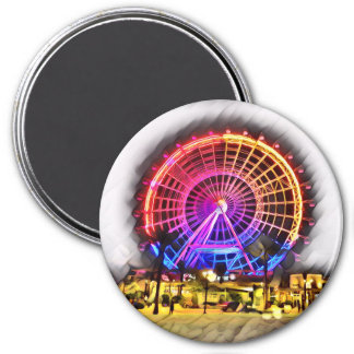 Orlando Eye Picture Art Magnet