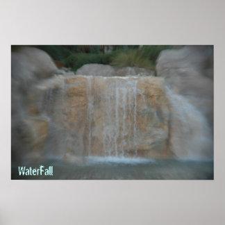 Orlando Florida 122, WaterFall Poster