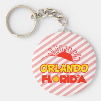 Orlando, Florida Keychain
