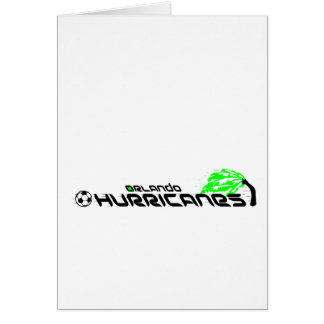 Orlando Hurricanes Card
